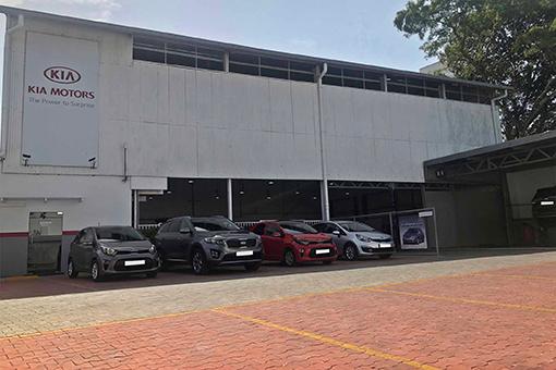 Car Care Centre At Kirula Road Kia Motors Sri Lanka